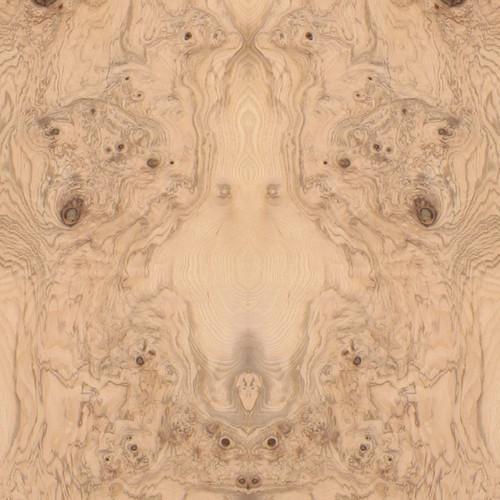 Ash Veneer - Olive Burl Medium Figure