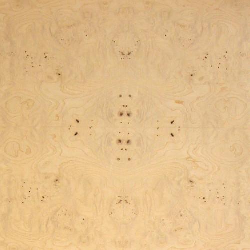 Ash Veneer - White Burl Medium Figure