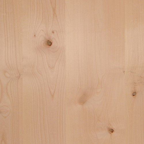 Alder Veneer - Knotty Random Planked Premium Panels