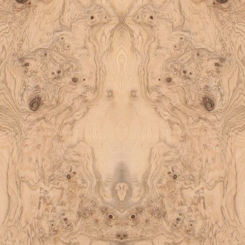 Ash Veneer - Olive Burl Medium Figure Panels