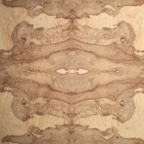 Ash Veneer - Olive Burl High Figure Panels
