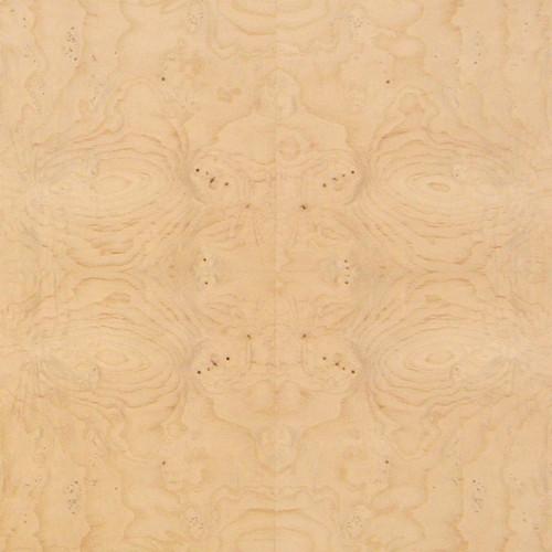 Ash Veneer - White Burl Low Figure Panels