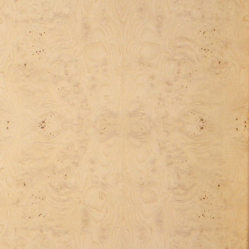 Ash Veneer - White Burl High Figure Panels