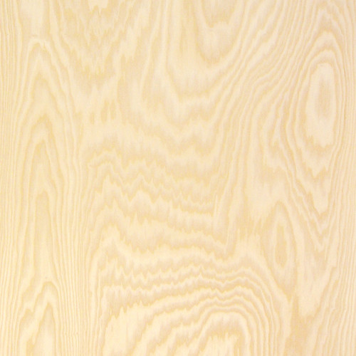 Ash Veneer - White Rotary 1 Piece Face