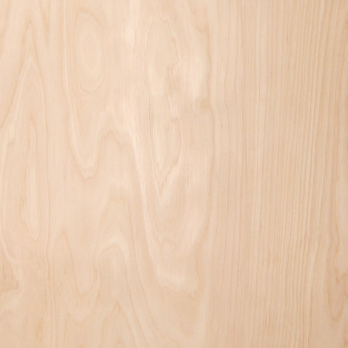 Rotary 1 Piece Face White Birch Veneer