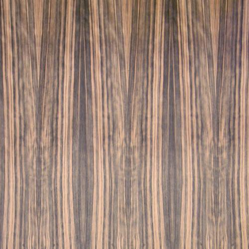 Ebony Veneer - Macassar Quartered Panels