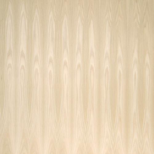 Elm Veneer - Grey Flat Cut Panels