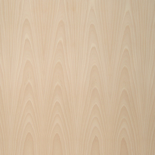 Flat Cut Unsteamed Yellow Beech Veneer
