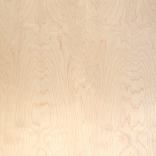 Birch Veneer - White Rotary w Seams