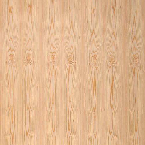 Flat Cut Clear Larch Veneer
