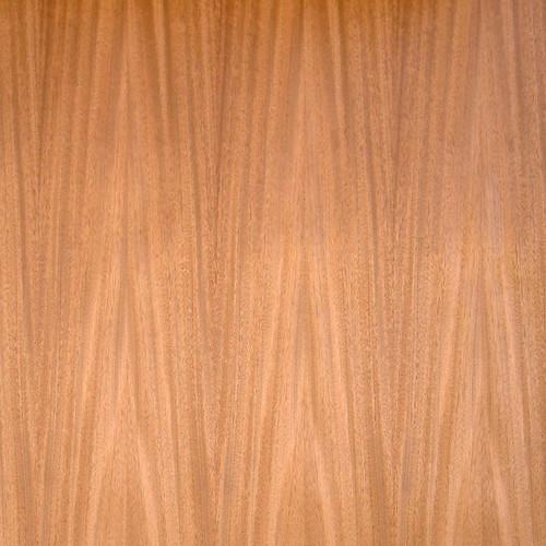 Mahogany Veneer - Quartered African Ribbon Striped Panels