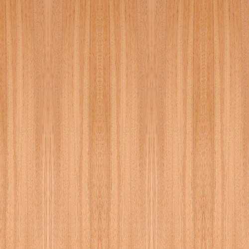Mahogany Veneer - Quartered African Ribbon Striped Premium Straight Grain Panels