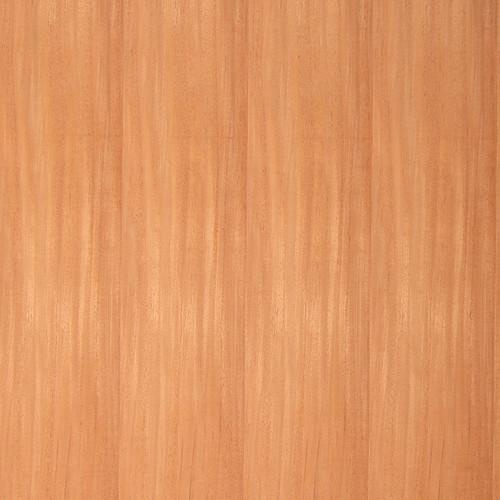 Quartered Ribbon Striped Honduras Mahogany Veneer