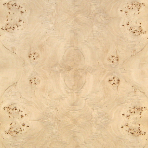 Mappa Burl Veneer - Low Figure Panels