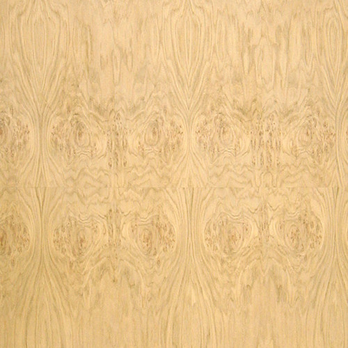Oak Burl Veneer - Medium Figure Panels