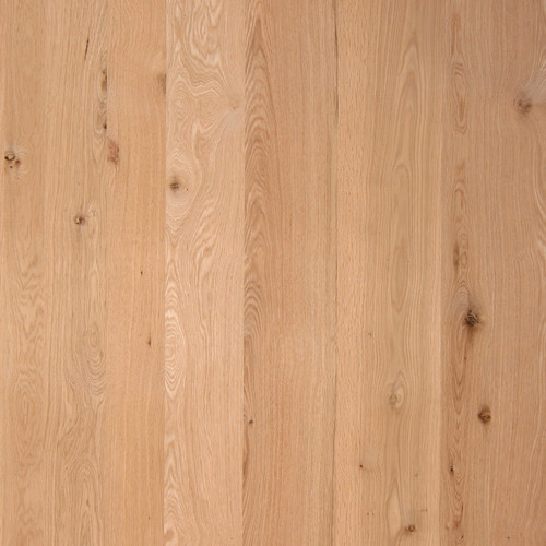 Rustic Knotty Planked White Oak Veneer