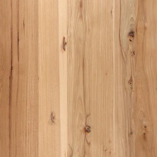 Pecan Veneer - Rustic Random Planked Knots Premium Panels