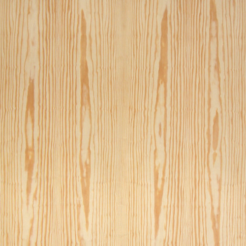 Pine Veneer - Southern Carolina Yellow Flat Cut Panels