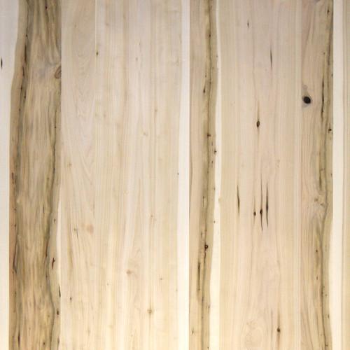 Poplar Veneer - Rustic Plank Panels