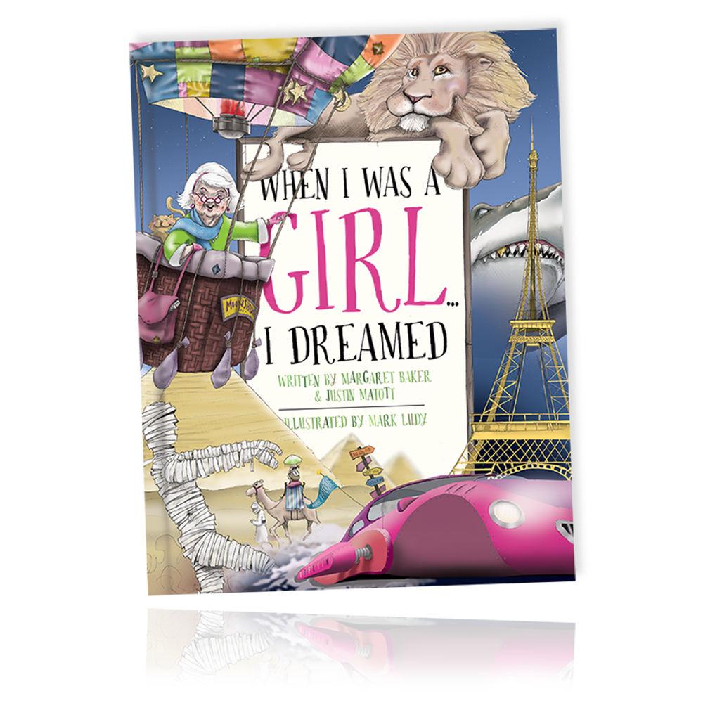 When I Was A Girl... I Dreamed / DREAM BIG!