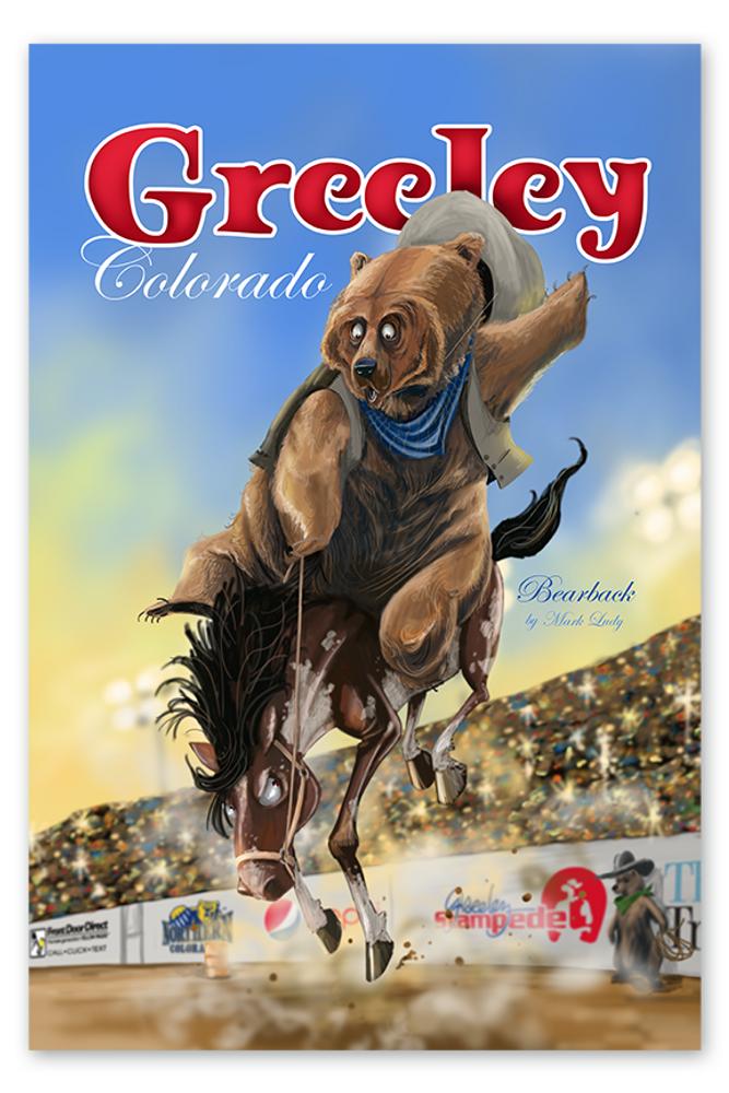 Greeley 'Bearback'