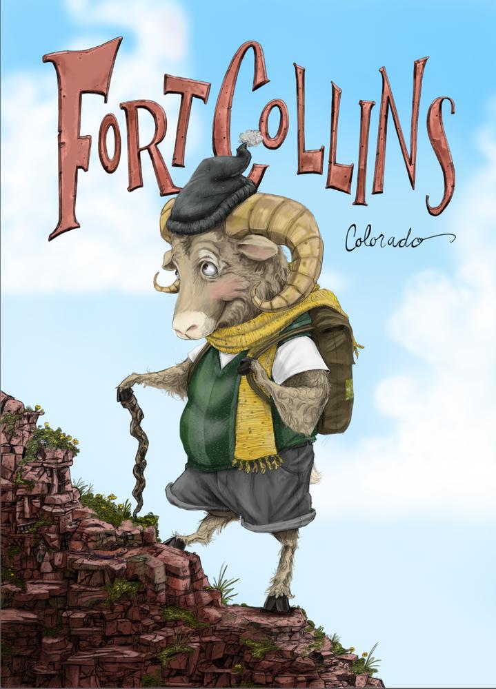 Fort Collins 'Hikin''