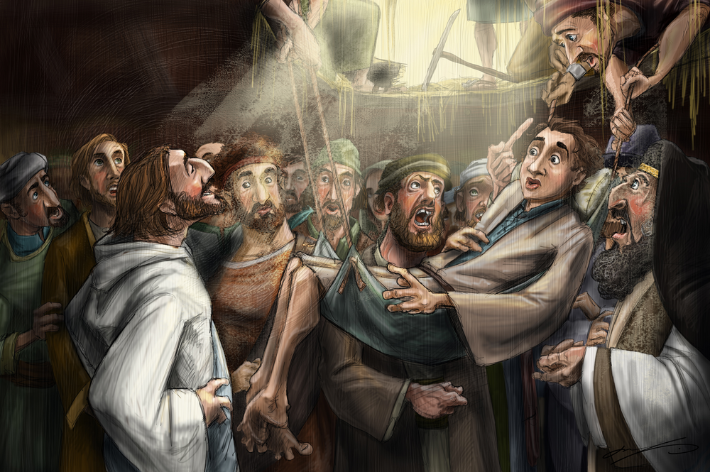 Healing The Paralytic