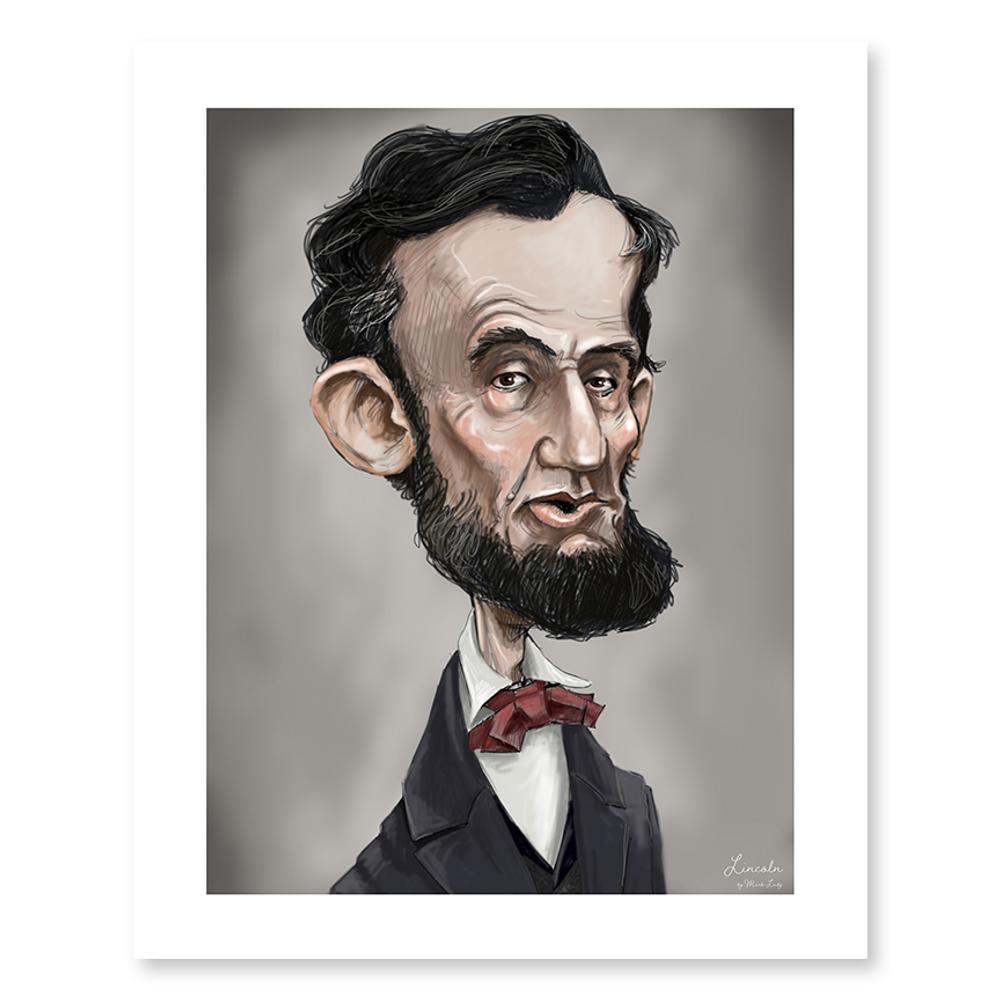 Lincoln / Sm Print