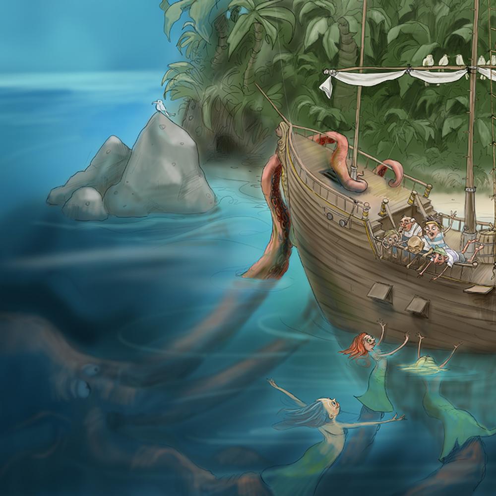 We Found An Island / No. Edt