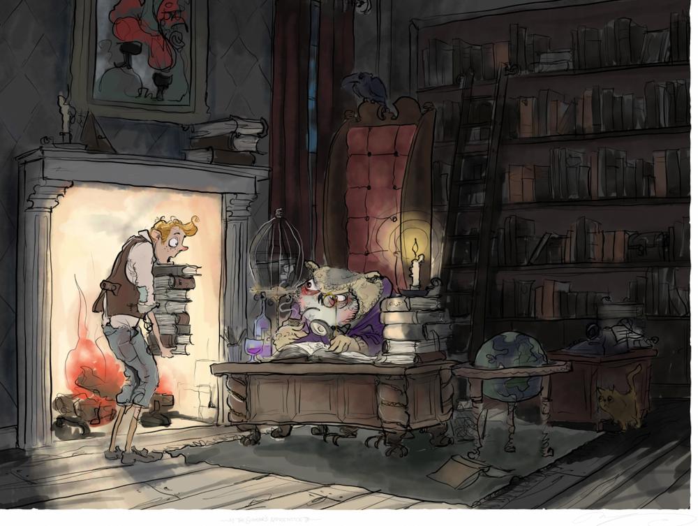 Scholars Apprentice / Original
