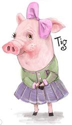 TIG TIG - Commencement Begins!