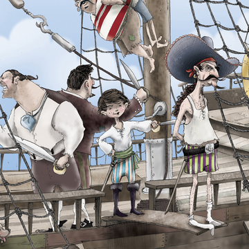 High Seas Adventure
