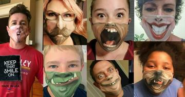 Lovely Lips / Face Mask