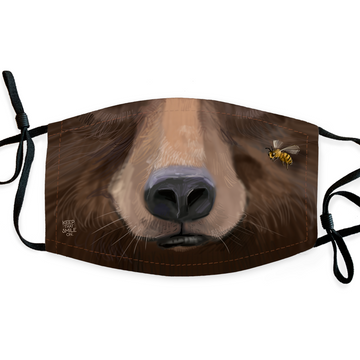 GRIZZ & The BEE / Face Mask
