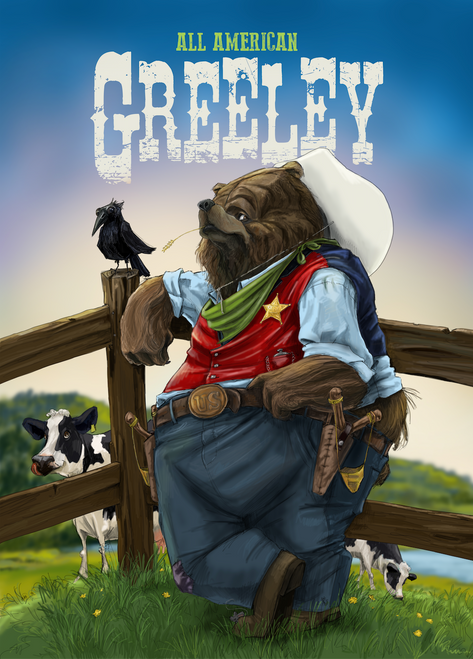 Greeeley 'All American'
