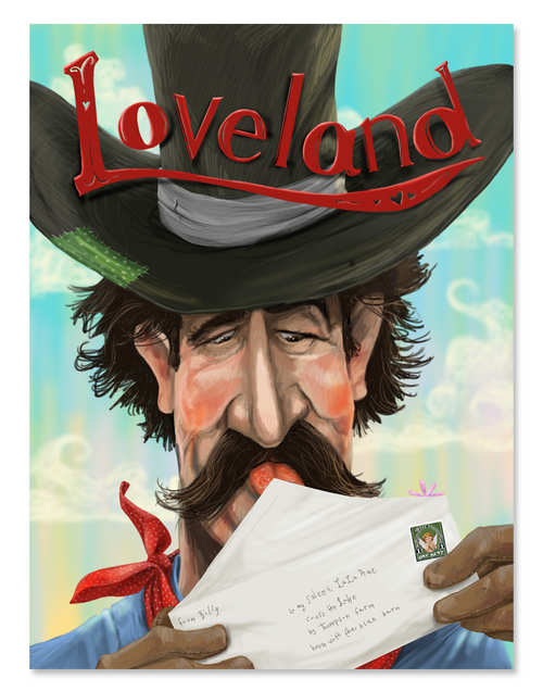 Loveland Colorado 'Letters of Love'