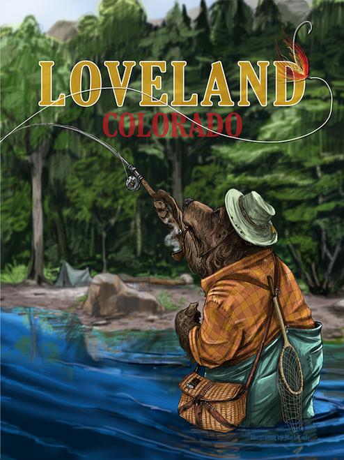 Loveland Colorado 'Fly Fishin''