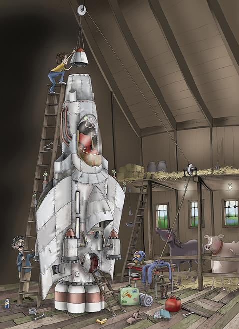 Building a Rocketship