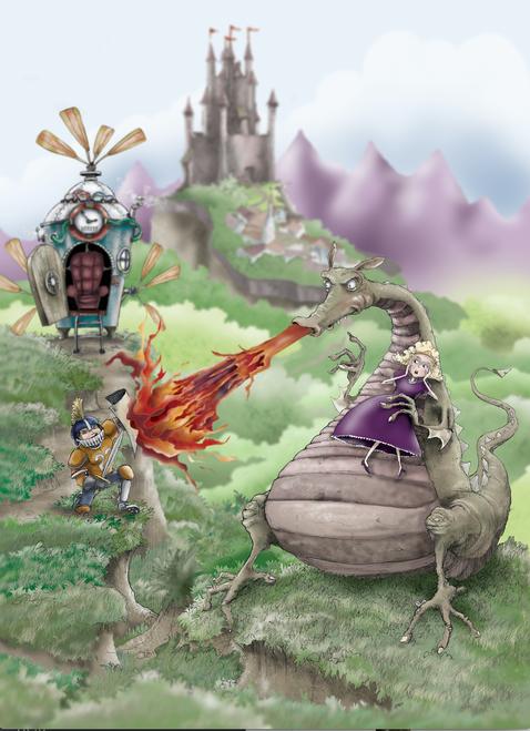 Saving the Fair Maiden