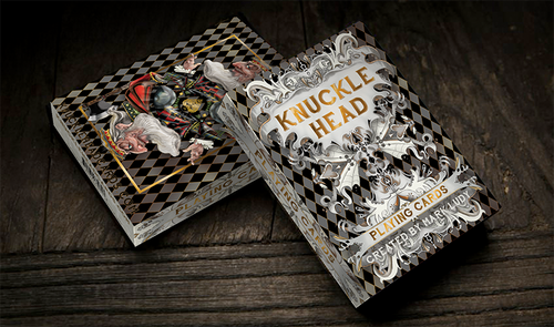 Classic Black Deck / Playing Cards