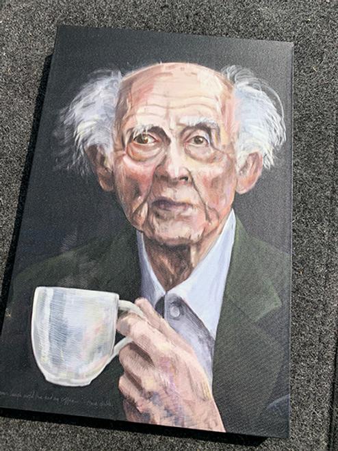 Old Man / 12x18 Canvas