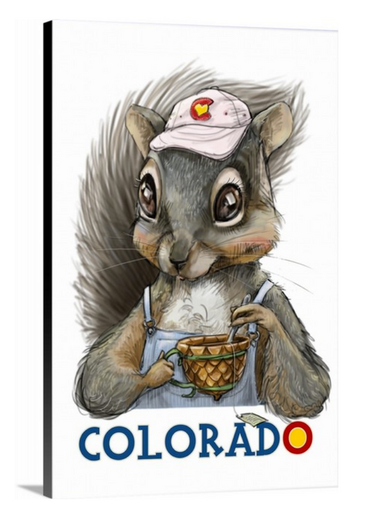 Colorado Squirrel