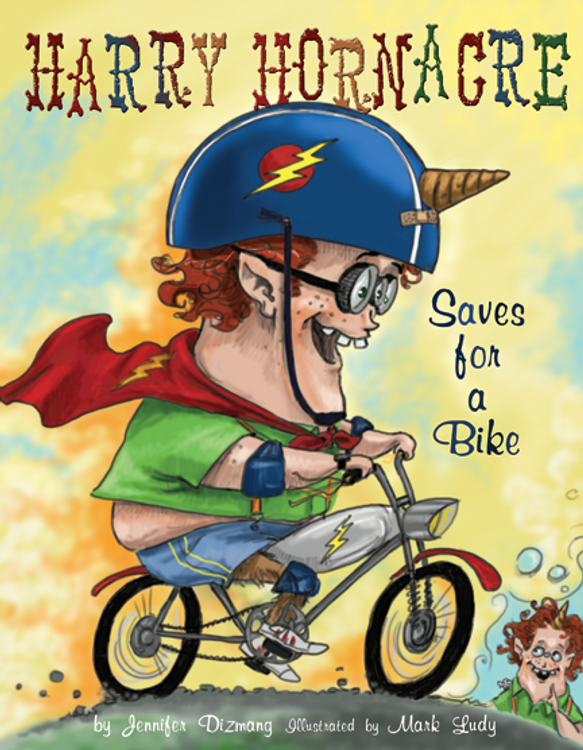 Harry Hornacre Saves for a Bike