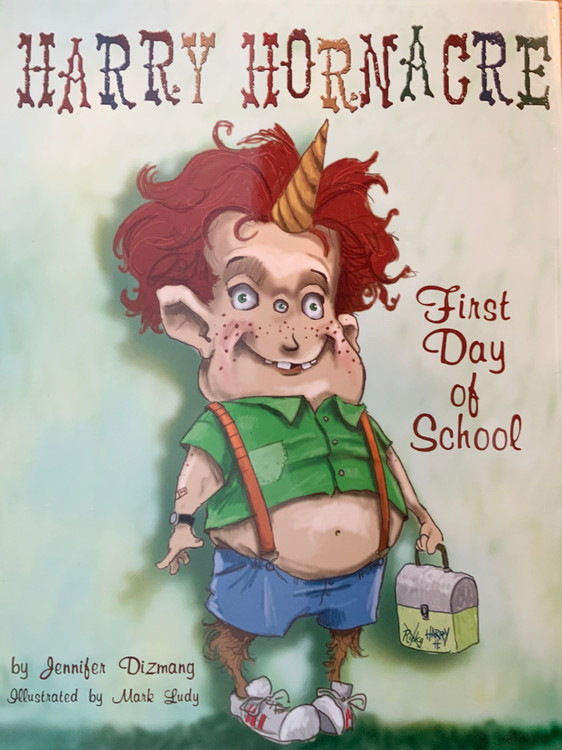 Harry Hornacre's First Day of School