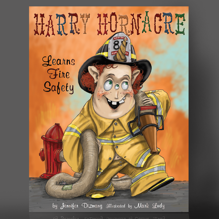 Harry Hornacre Learns Fire Safety
