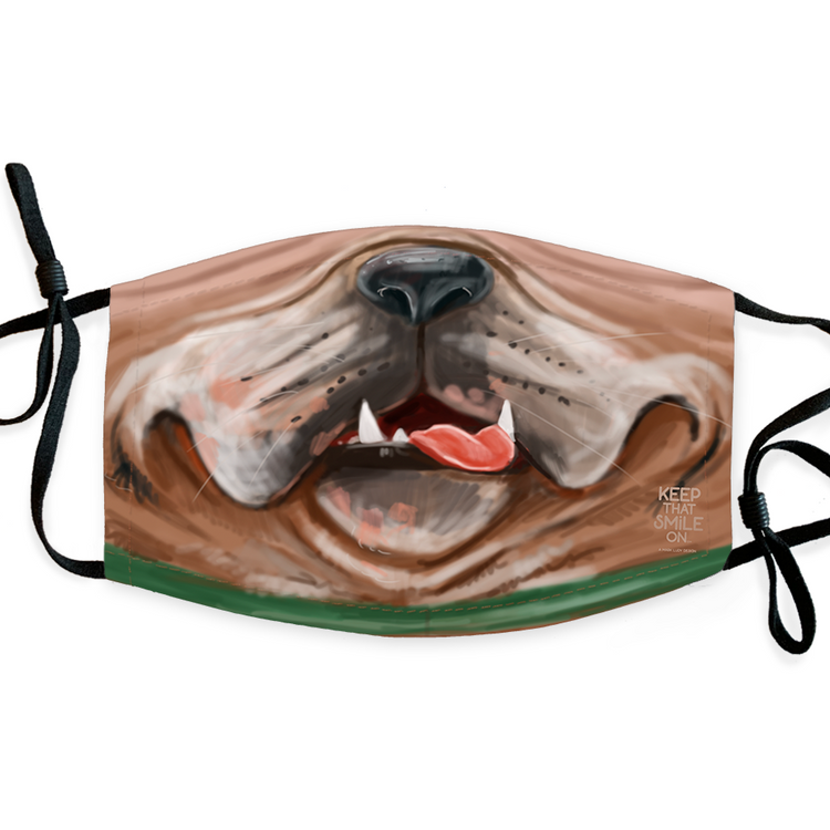 Bulldog / Face Mask