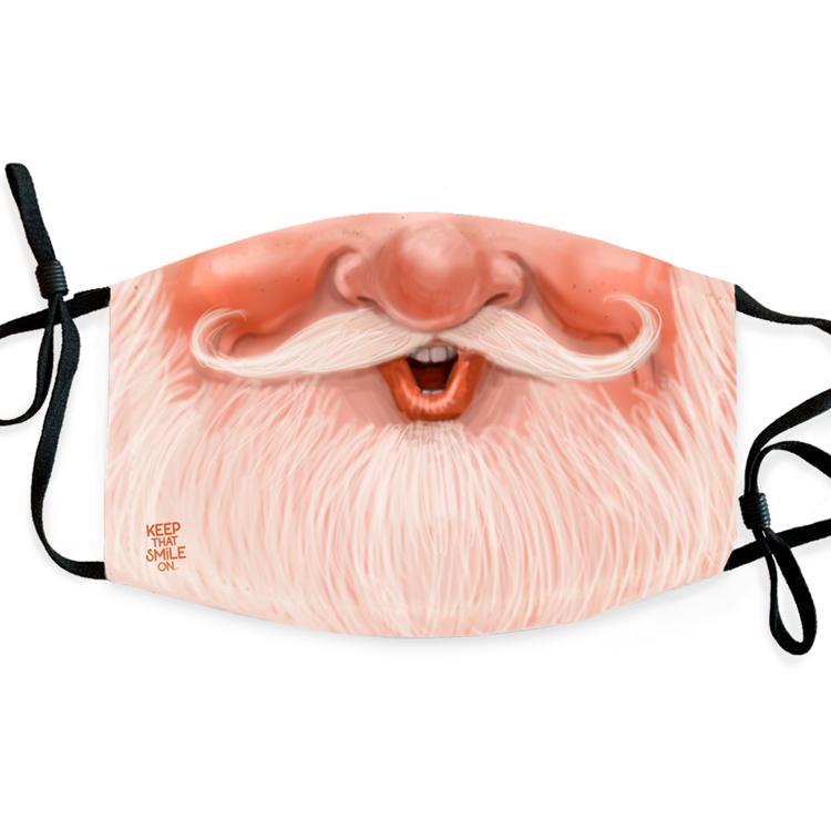 Santa / Face Mask