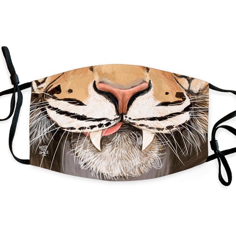 Tiger / Face Mask