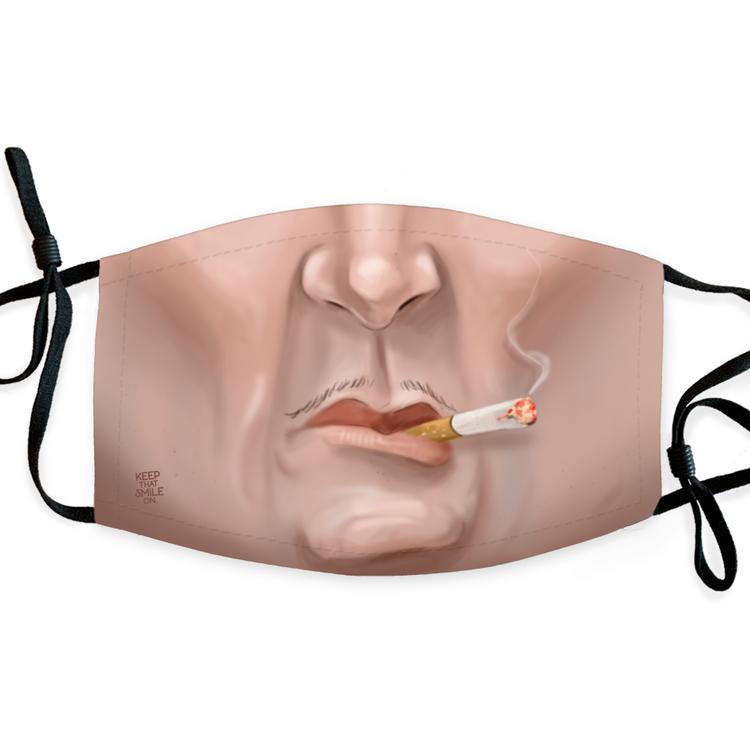 Tough Guy / Face Mask