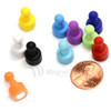 Magnetic Pushpins for Whiteboard, 12 Ct. Color of your Choice